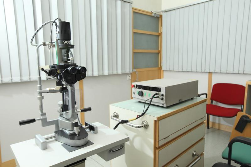 Ophthalmic Examination Service at Tsz Wan Shan Eye Clinic